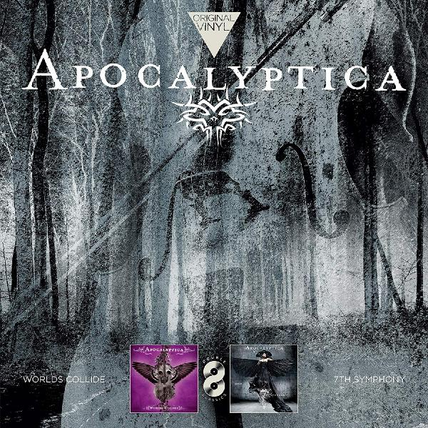 Apocalyptica Apocalyptica - Original Vinyl Classics: Worlds Collide + 7th Symphony (2 LP) apocalyptica apocalyptica original vinyl classics worlds collide 7th symphony 2 lp