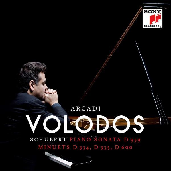Arcadi Volodos - Schubert: Piano Sonata D.959 Minuets D (2 LP)
