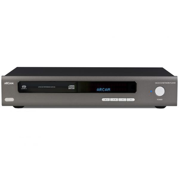 лучшая цена Сетевой проигрыватель Arcam HDA CDS50 Black
