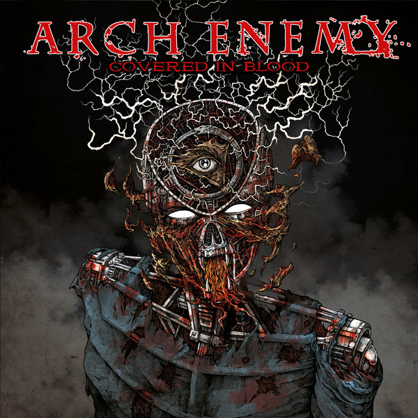 Arch Enemy Arch Enemy - Covered In Blood (2 Lp, 180 Gr) arch enemy arch enemy burning bridges deluxe edition