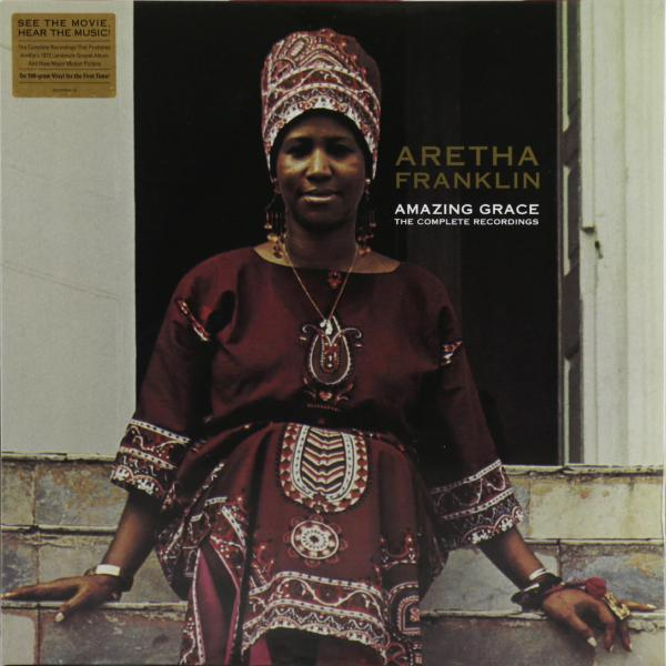Aretha Franklin - Amazing Grace: The Complete Recordings (4 Lp, 180 Gr)