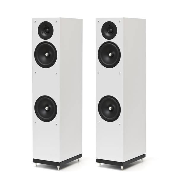 лучшая цена Напольная акустика Arslab Classic 2.5 White Ash