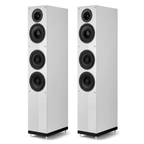 Напольная акустика Arslab Classic 3.5 High Gloss White