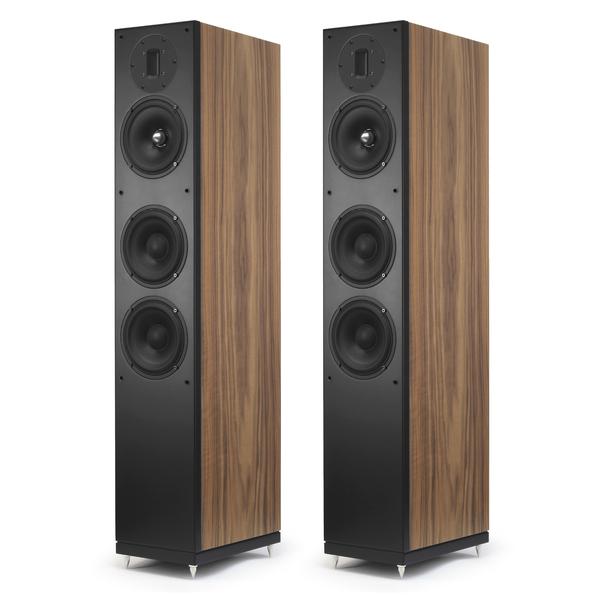 Напольная акустика Arslab Classic 3.5 SE Walnut цена и фото