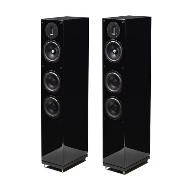 лучшая цена Напольная акустика Arslab Classic 3.5 SE High Gloss Black