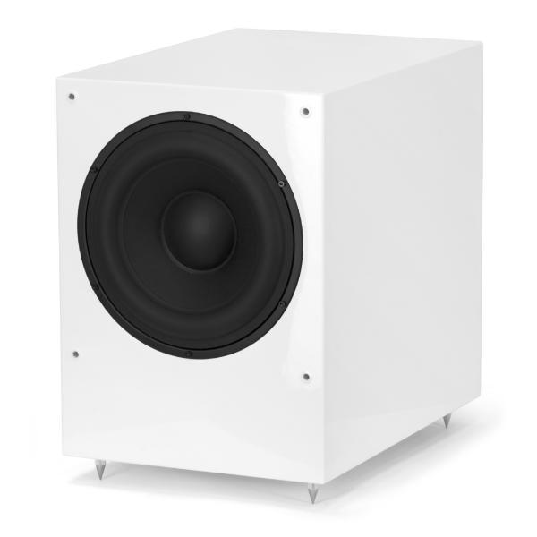 Активный сабвуфер Arslab Classic Bass 1 High Gloss White