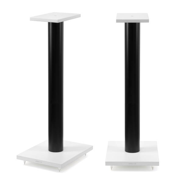 Стойка для акустики Arslab ST7 Black Tube/White