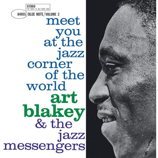 Art Blakey - Meet You At The Jazz Corner Of World Vol 2 (180 Gr)