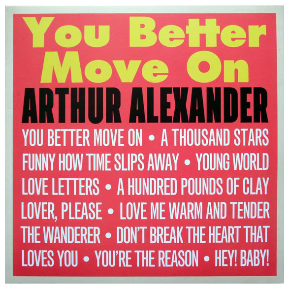 Arthur Alexander - You Better Move On (180 Gr)