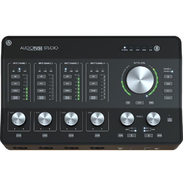 Внешняя студийная звуковая карта Arturia Audiofuse Studio цена и фото