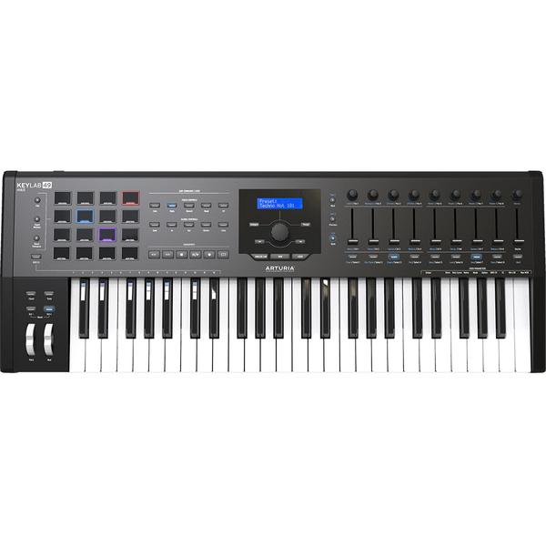 MIDI-клавиатура Arturia KeyLab 49 mkII Black