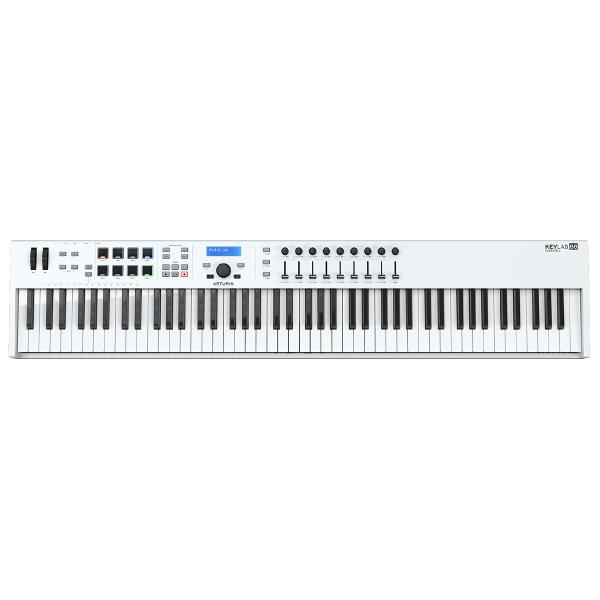 MIDI-клавиатура Arturia KeyLab Essential 88 White