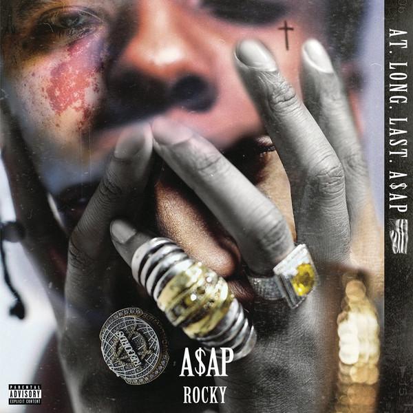 Asap Rocky Asap Rocky - At.long.last.a$ap (2 Lp, 180 Gr) цена