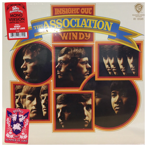 Association Association - Insight Out (50th Anniversary Mono Version)