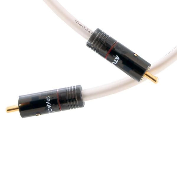 Фото - Кабель цифровой коаксиальный Atlas Element Integra RCA-RCA 0.5 m кабель