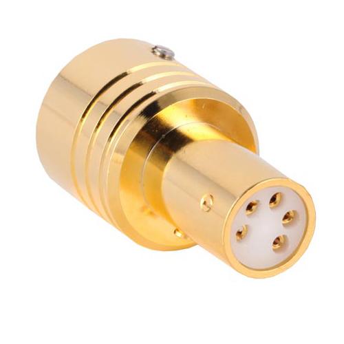 Фото - Разъем DIN Atlas Tone Arm Plug (Straight) world atlas