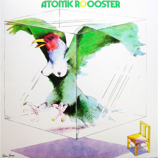 Atomic Rooster Atomic Rooster - Atomic Rooster the rooster bar