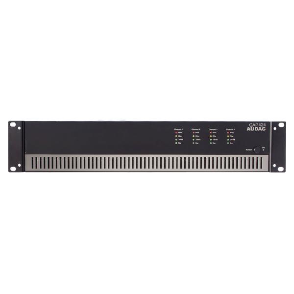 Трансляционный усилитель Audac CAP424