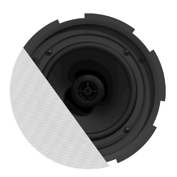 Встраиваемая акустика трансформаторная Audac CIRA724 White