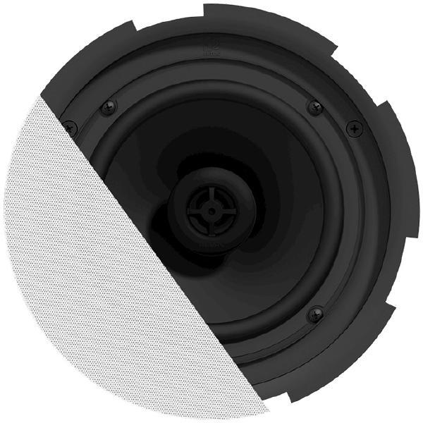 Встраиваемая акустика трансформаторная Audac CIRA824 White