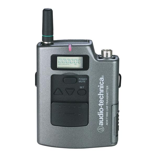 Передатчик для радиосистемы Audio-Technica AEW-T1000C