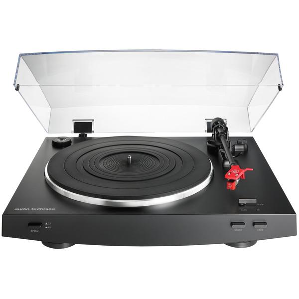 Виниловый проигрыватель Audio-Technica AT-LP3 Black виниловый проигрыватель audio technica at lp60bt wh