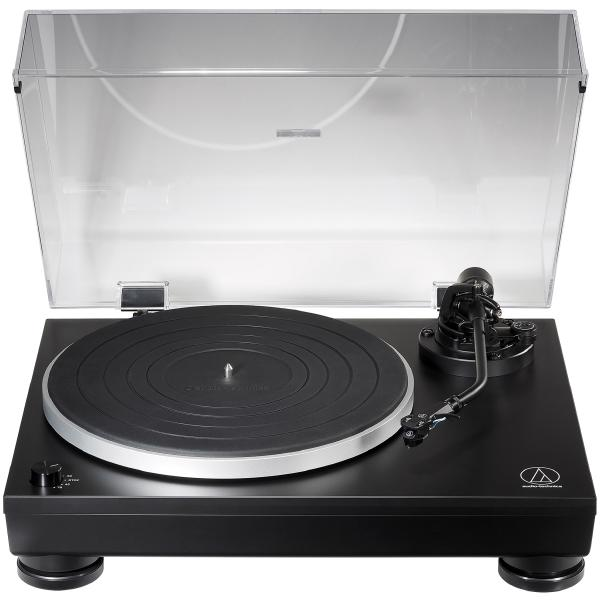 цена на Виниловый проигрыватель Audio-Technica AT-LP5x Black