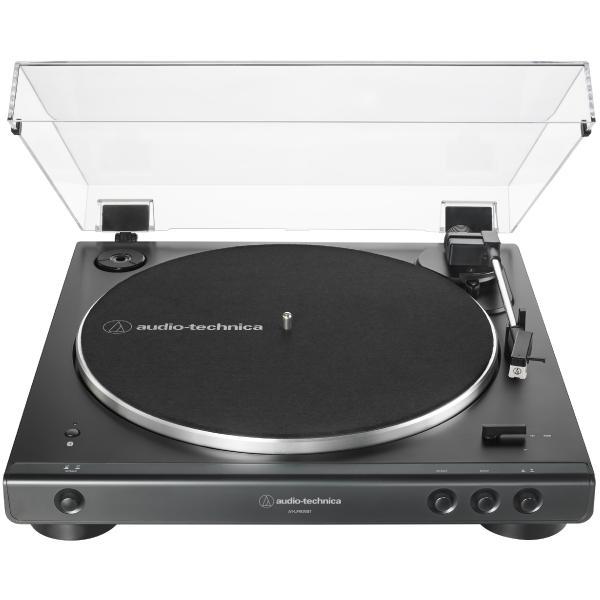 Виниловый проигрыватель Audio-Technica AT-LP60XBT Black виниловый проигрыватель audio technica at lp60bt wh