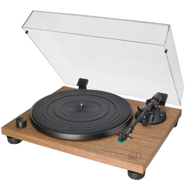 Виниловый проигрыватель Audio-Technica AT-LPW40WN Walnut виниловый проигрыватель audio technica at lp60bt wh