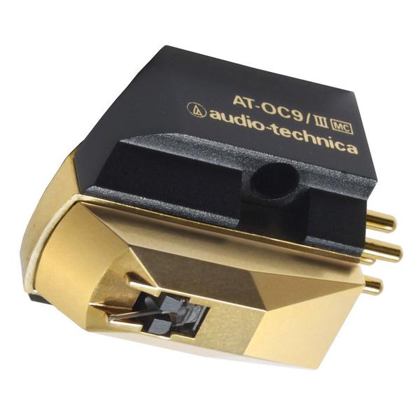 Фото - Головка звукоснимателя Audio-Technica AT-OC9ML3 кабель гитарный audio technica at gcw