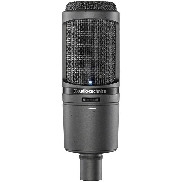 Фото - USB микрофон Audio-Technica AT2020 USBi видео