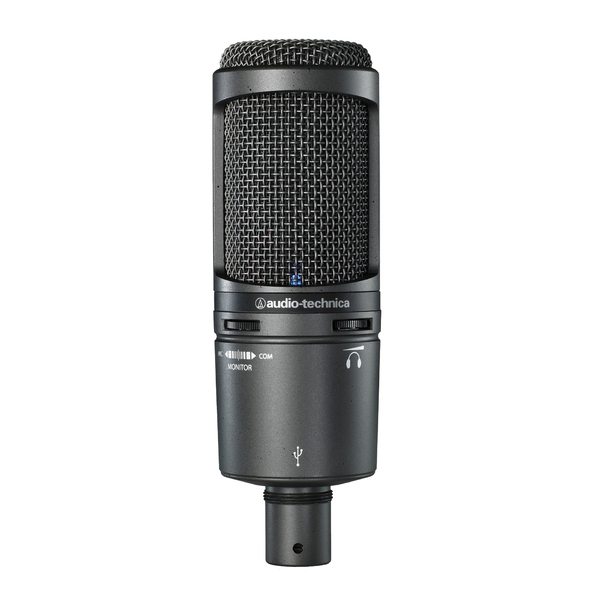 USB микрофон Audio-Technica AT2020USB+ Black