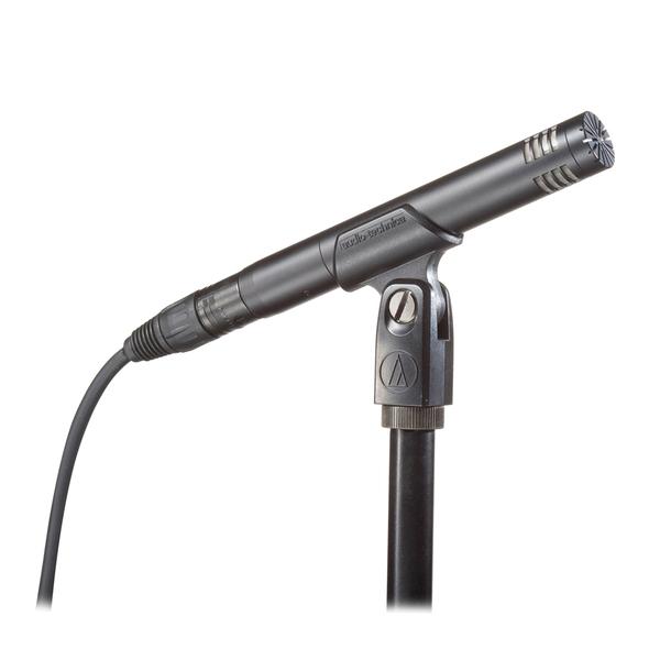 Студийный микрофон Audio-Technica AT2031 цена 2017