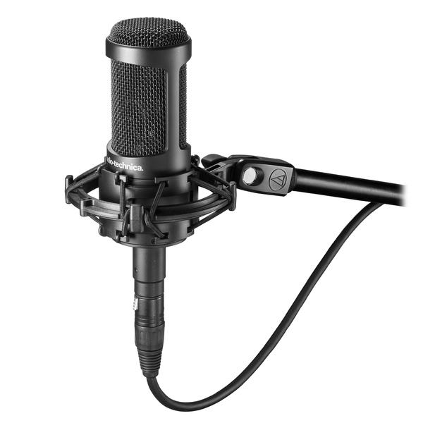 Студийный микрофон Audio-Technica AT2050 цена 2017