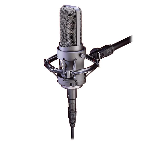 Студийный микрофон Audio-Technica AT4060a цена 2017