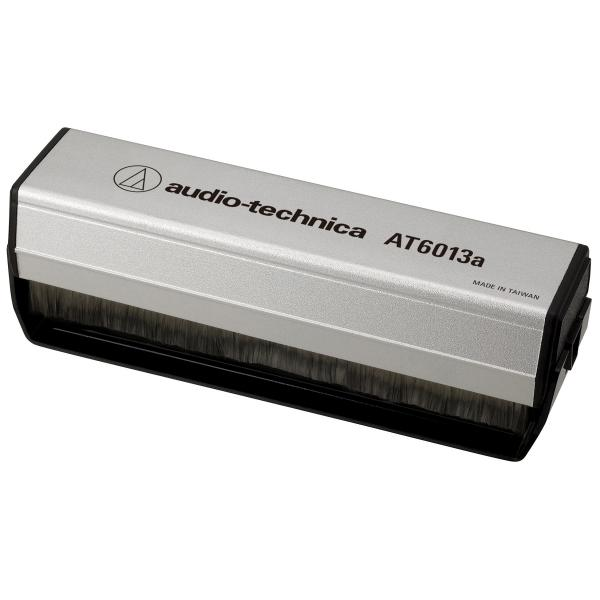 Щетка антистатическая Audio-Technica AT6013a щетка антистатическая clearaudio diamond cleaner brush