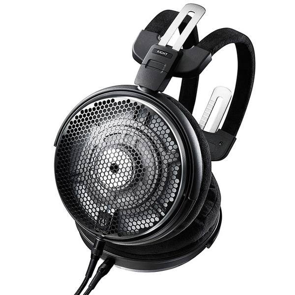 Охватывающие наушники Audio-Technica ATH-ADX5000 Black цена и фото