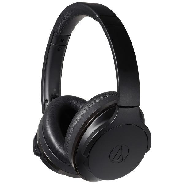 лучшая цена Беспроводные наушники Audio-Technica ATH-ANC900BT Black
