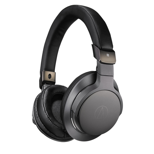 Беспроводные наушники Audio-Technica ATH-AR5BT Black охватывающие наушники audio technica ath r70x black
