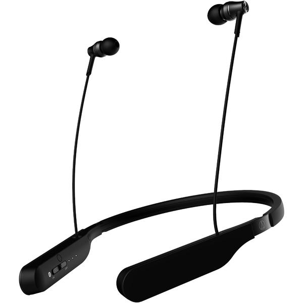 Беспроводные наушники Audio-Technica ATH-DSR5BT Black