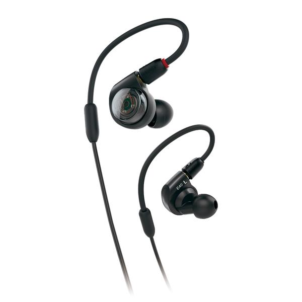 Внутриканальные наушники Audio-Technica ATH-E40 внутриканальные наушники audio technica ath sport1 blue