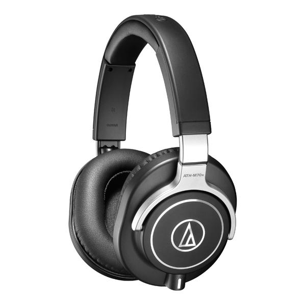 Охватывающие наушники Audio-Technica ATH-M70x Black