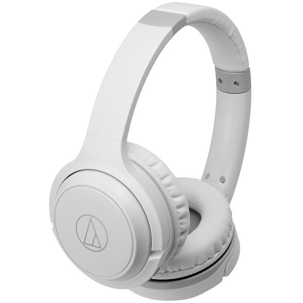 Беспроводные наушники Audio-Technica ATH-S200BT White наушники audio technica ath s200bt grey blue