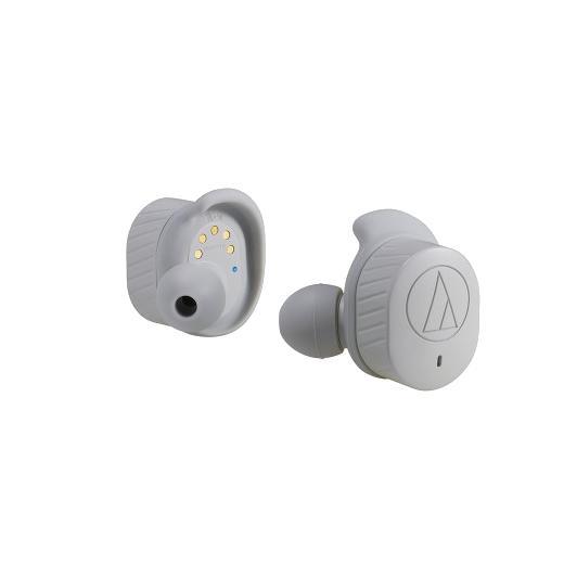 Беспроводные наушники Audio-Technica ATH-SPORT7TW Grey