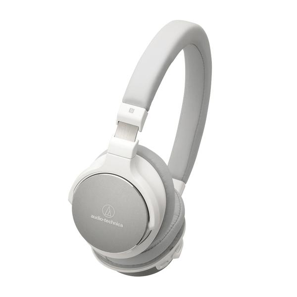 цена на Беспроводные наушники Audio-Technica ATH-SR5BT White
