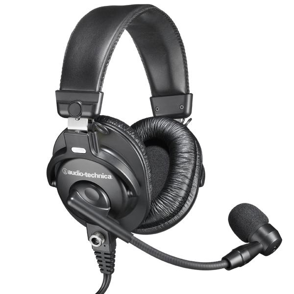 Фото - Охватывающие наушники Audio-Technica BPHS1 кабель гитарный audio technica at gcw