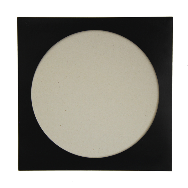 Конверт для виниловых пластинок Audiocore 12 Paper Cover Record Sleeve for Picture Disc Black (1 шт.) (внешний)
