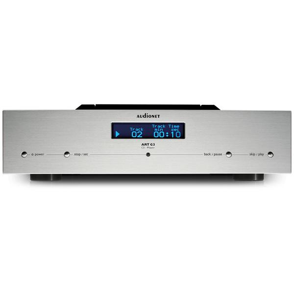CD проигрыватель Audionet ART G3 Silver (уценённый товар)