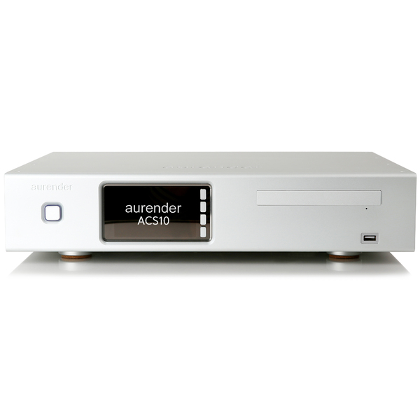 Сетевой проигрыватель Aurender ACS10 16Tb Silver