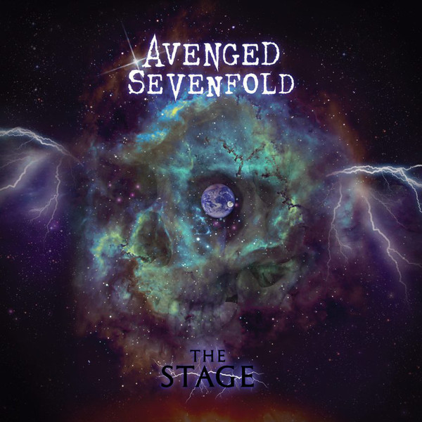 Avenged Sevenfold Avenged Sevenfold - The Stage (2 LP) odeon light накладной светильник odeon light minkar 2443 1a